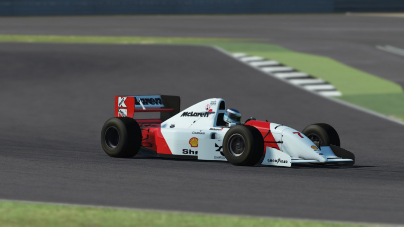 rFactor 2: Historical McLaren F1 Cars Released!