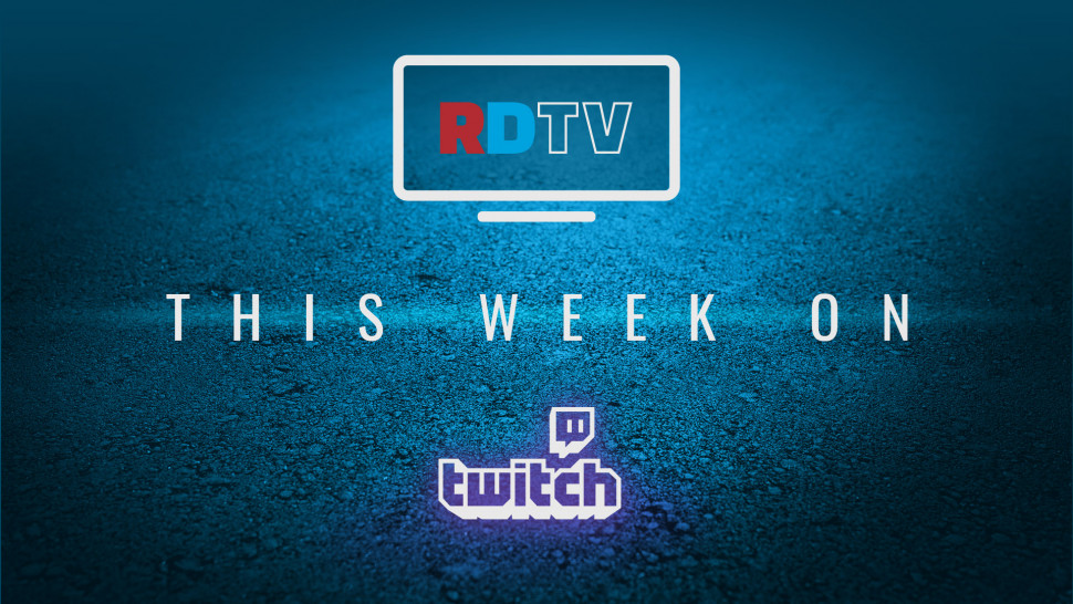 RDTV - This Week on Twitch (Wc 14th Jan)