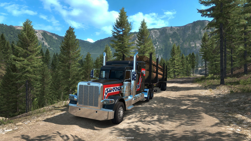 Next American Truck Simulator Map Expansion Teased