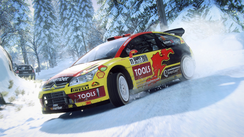 DiRT Rally 2.0 FFB Update Now Live