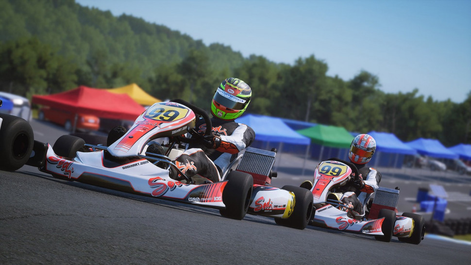 KartKraft: Atlanta Released and New Update Available