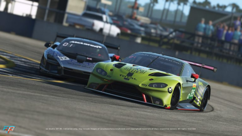 E-SPORT GT3 Series  - Updates | RaceDepartment - Latest