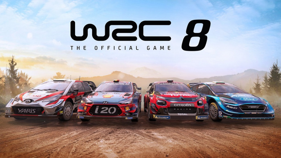 WRC 8: PC Update 1.11 Now Available