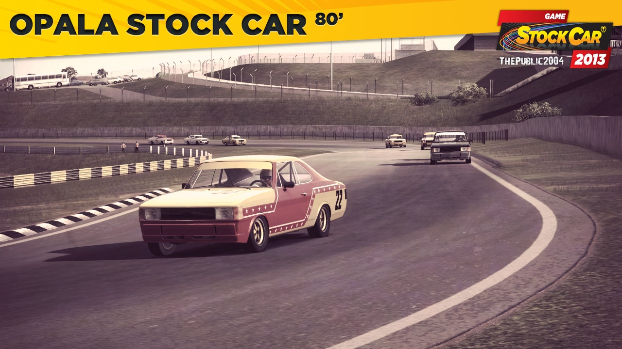 Opala Stock Car Interlagos 1980