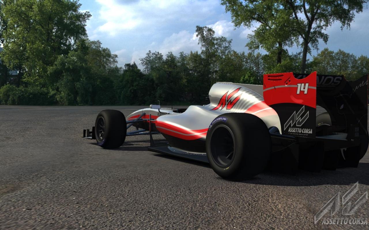 T125 Kunos Racing Version
