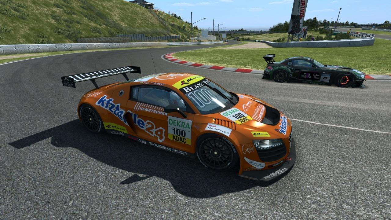 Audi R8 LMS Suzuka