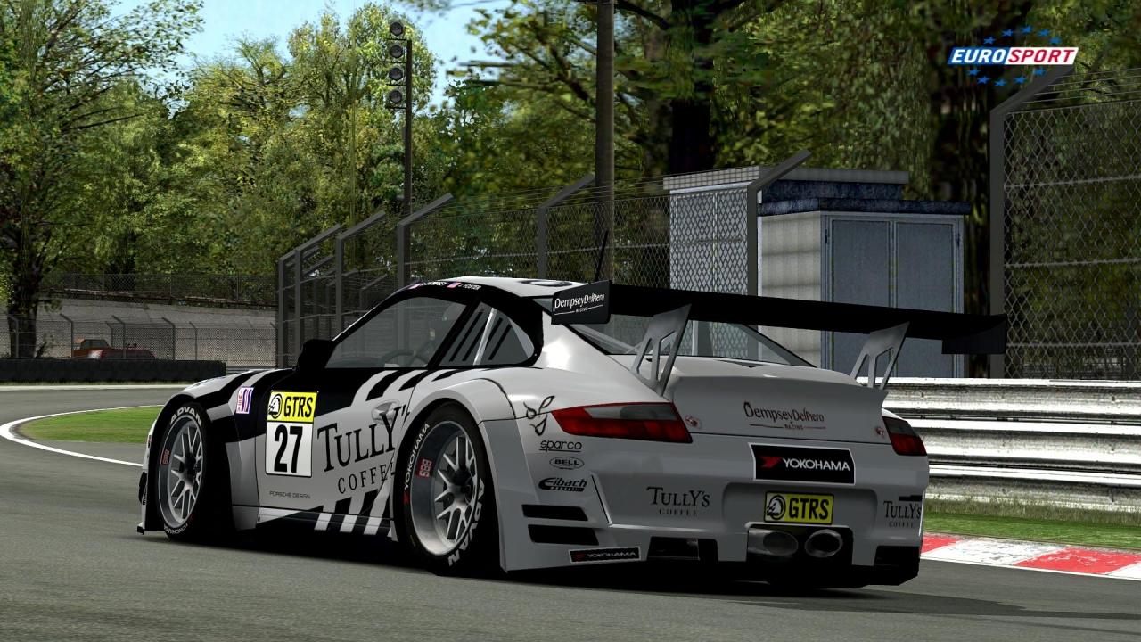 Porsche @ Monza