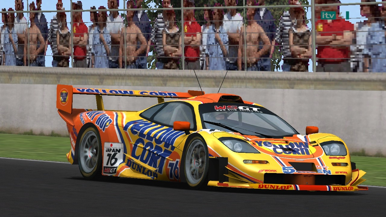 Race 07 McLaren F1 GTR (Longtail)