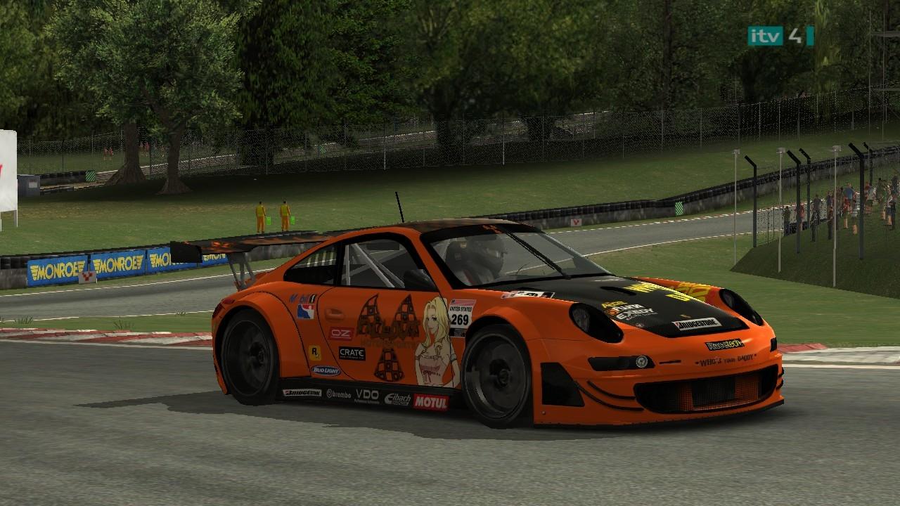 Race 07 Porsche 997 GT3 RSR