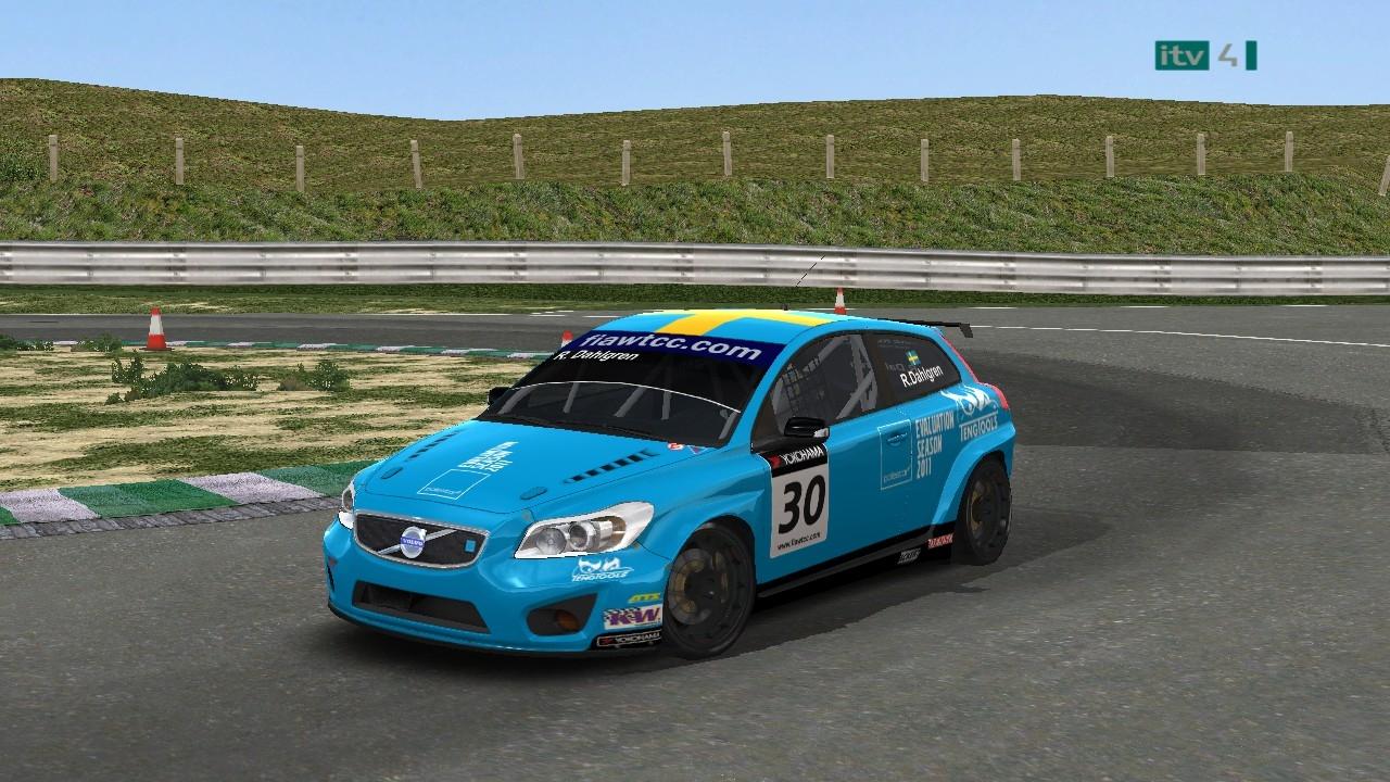 WTCC 2011 Volvo C30