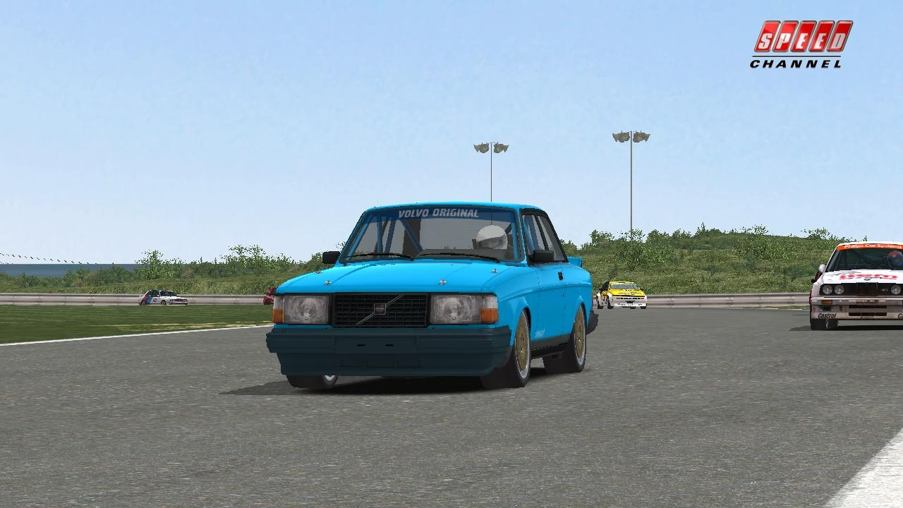 WTCC 87  Volvo 240 Turbo