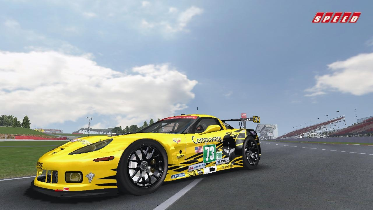 GTR2  Corvette C6 ZR-1