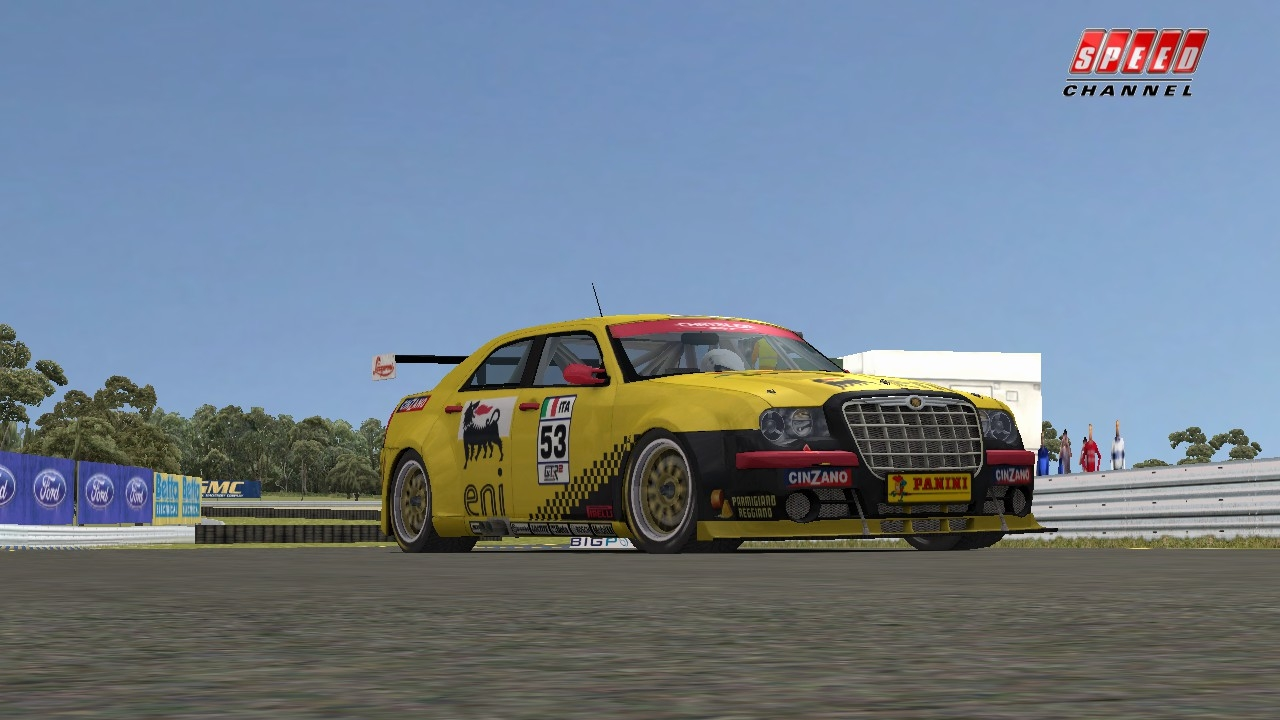 GTR Evo  Chrysler 300C SRT-10