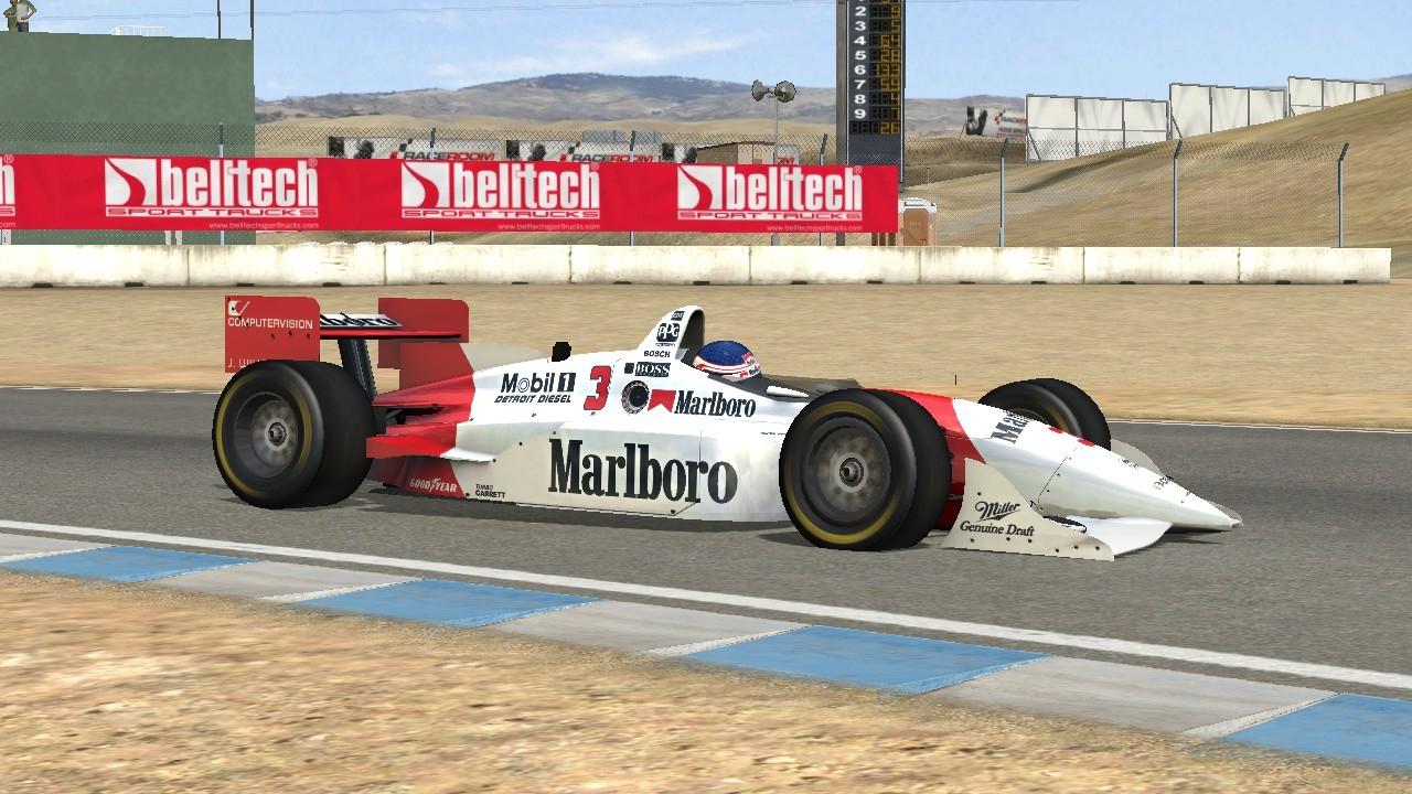 Race 07 Champcar 95