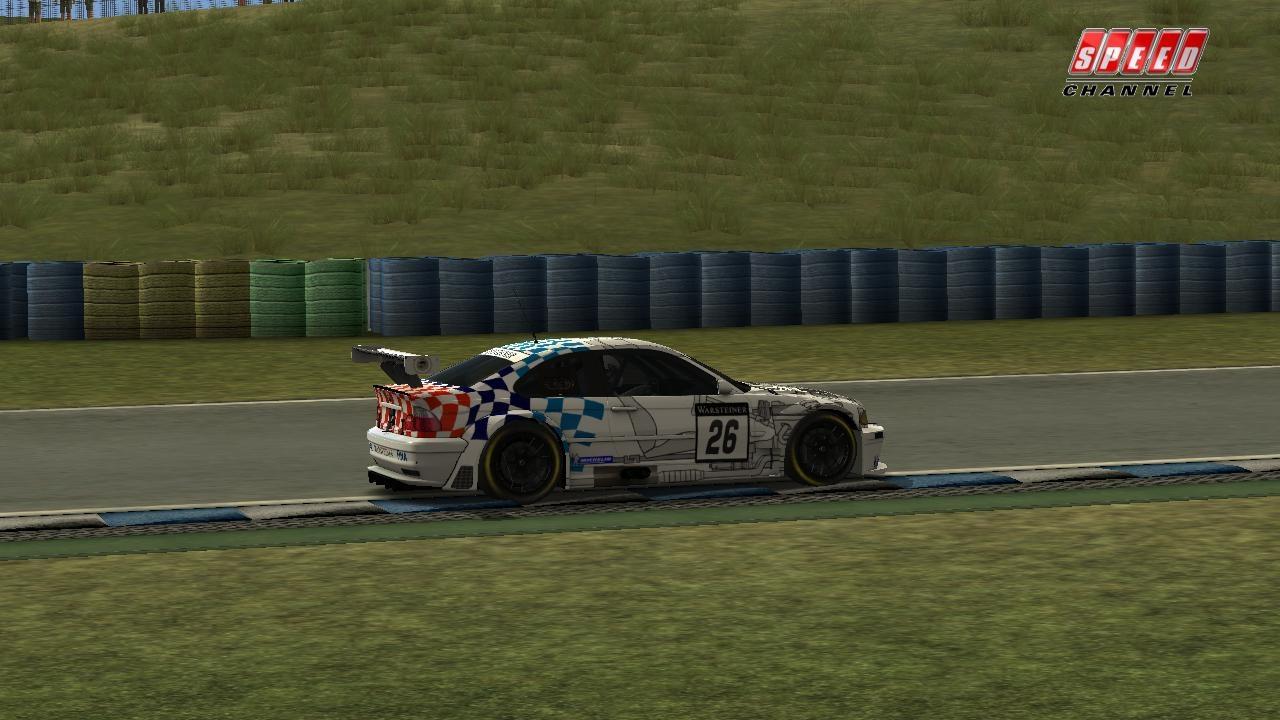 GTR Evo  BMW M3 GTR
