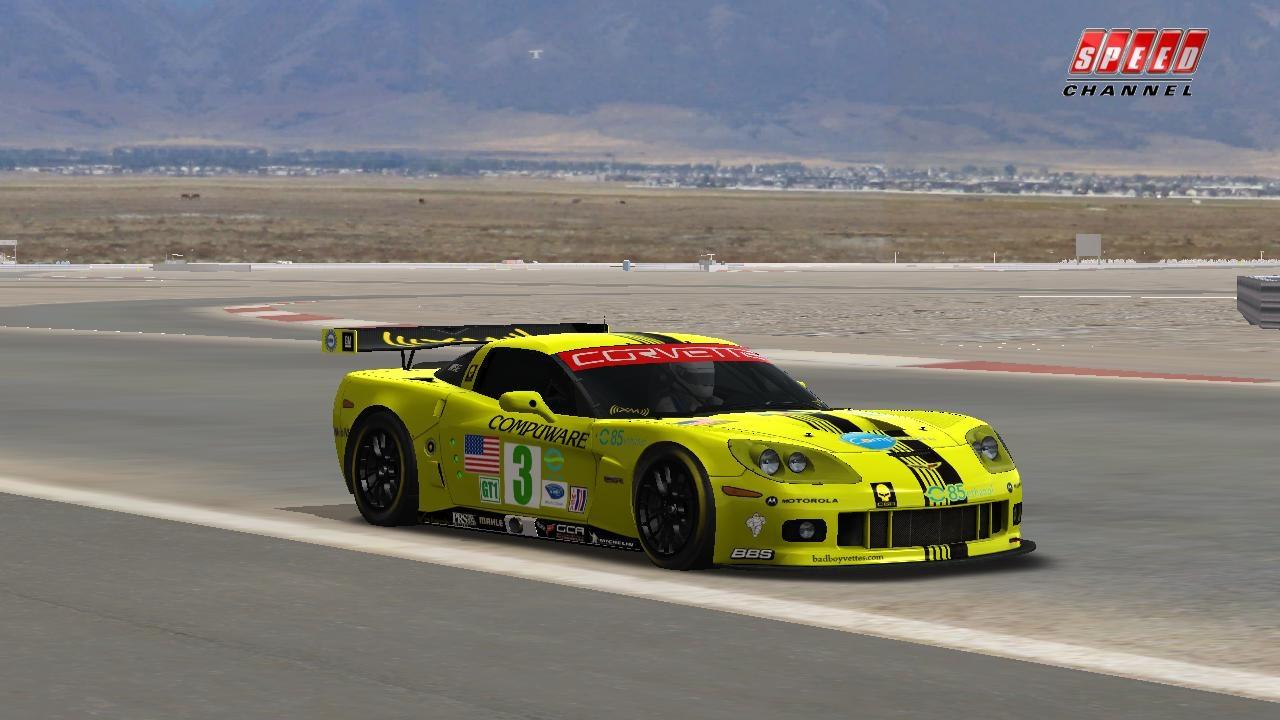 Corvette C6-R