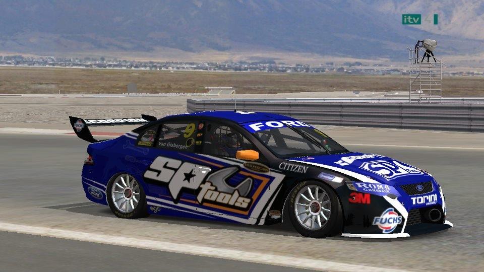 FVR V8 2012