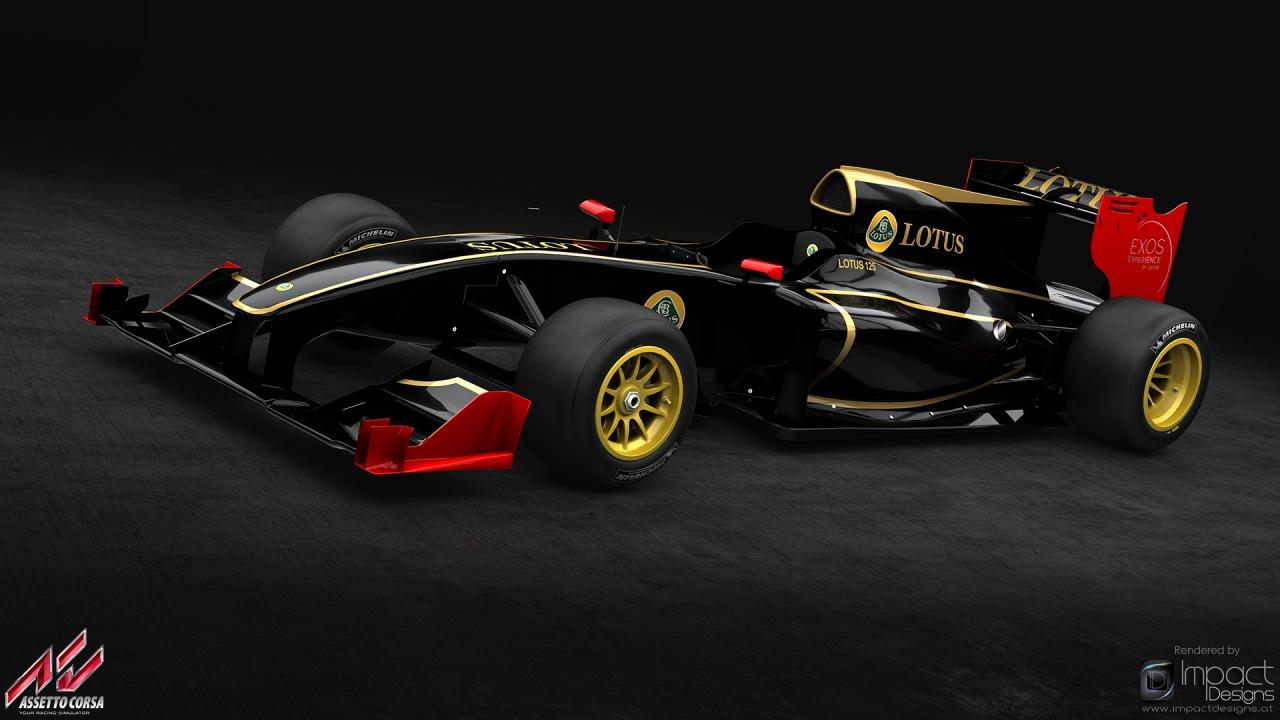 Lotus Exos 125