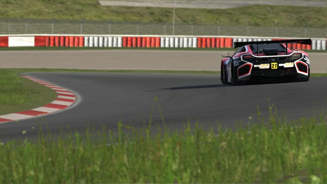Nurburgring Test Run
