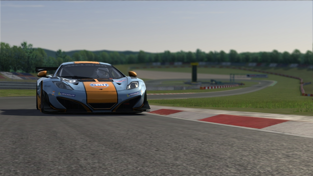 12C GT3 at the Ring