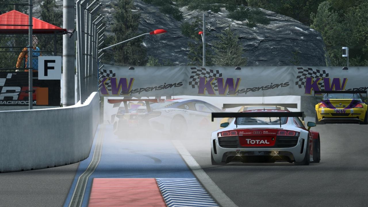 Raceroom Raceway Mclaren