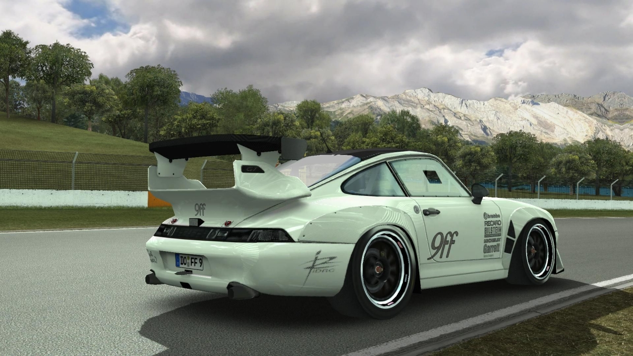 <GTR2>   Porsche 993 Bi-Turbo