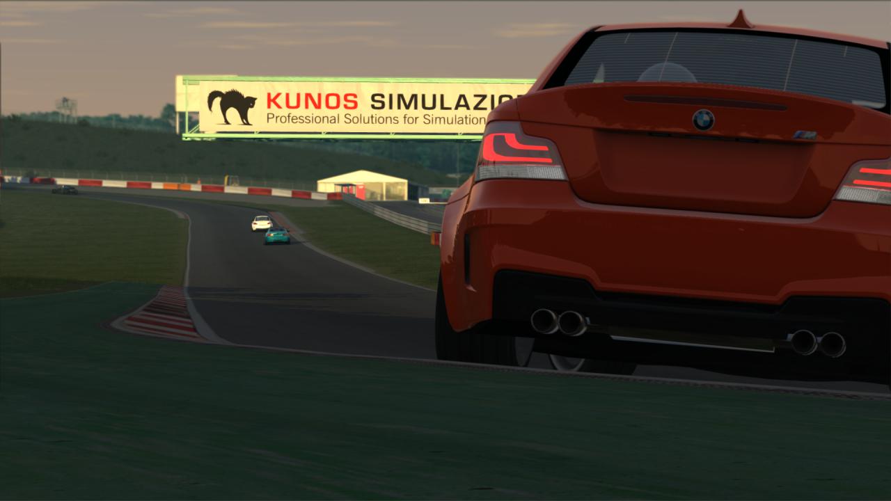 BMW 1M Nurburgring