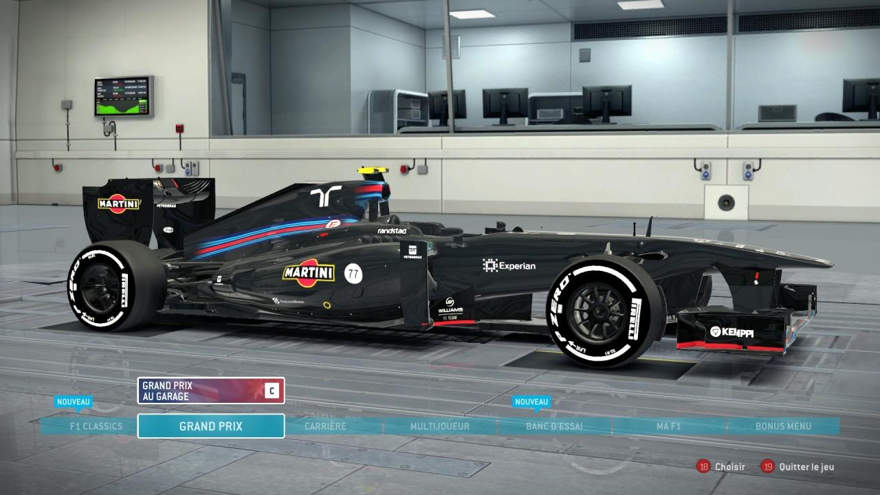 Martini Williams fictive