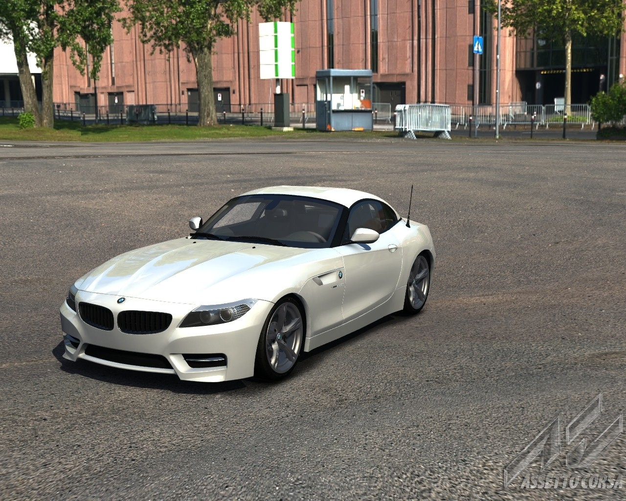 Z4 Alpine white