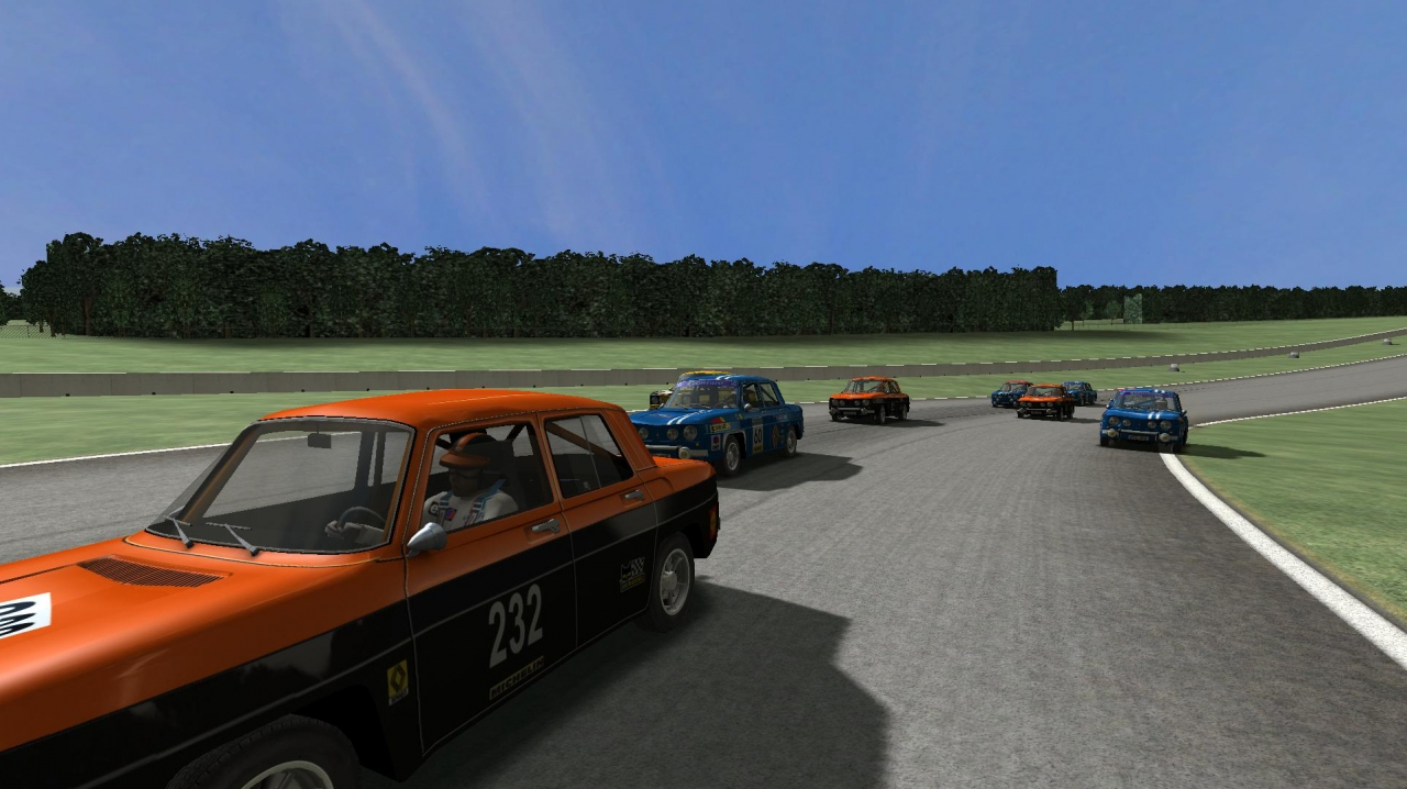 HistorX mod for rFactor (A)