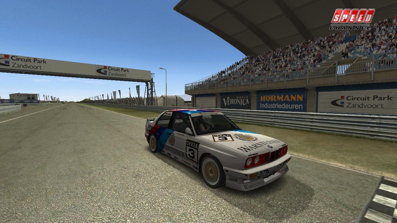 WTCC 87  BMW E30 M3