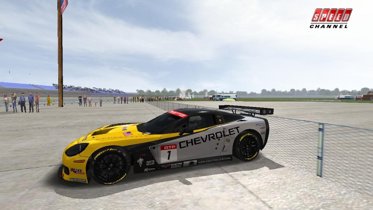 GT Pro  Corvette C6-R
