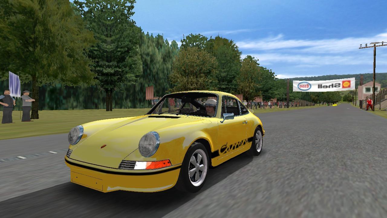 rFactor  73 Porsche Carrera RS