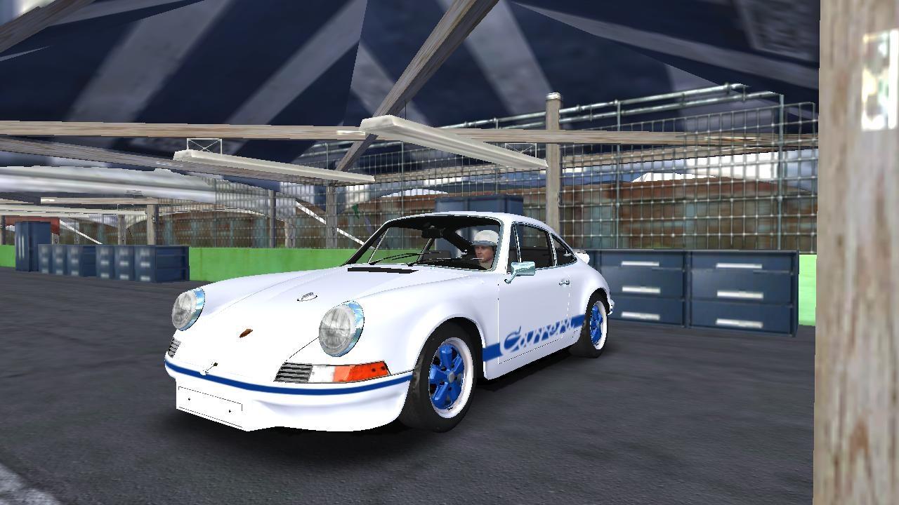 73 Porsche Carrera RS