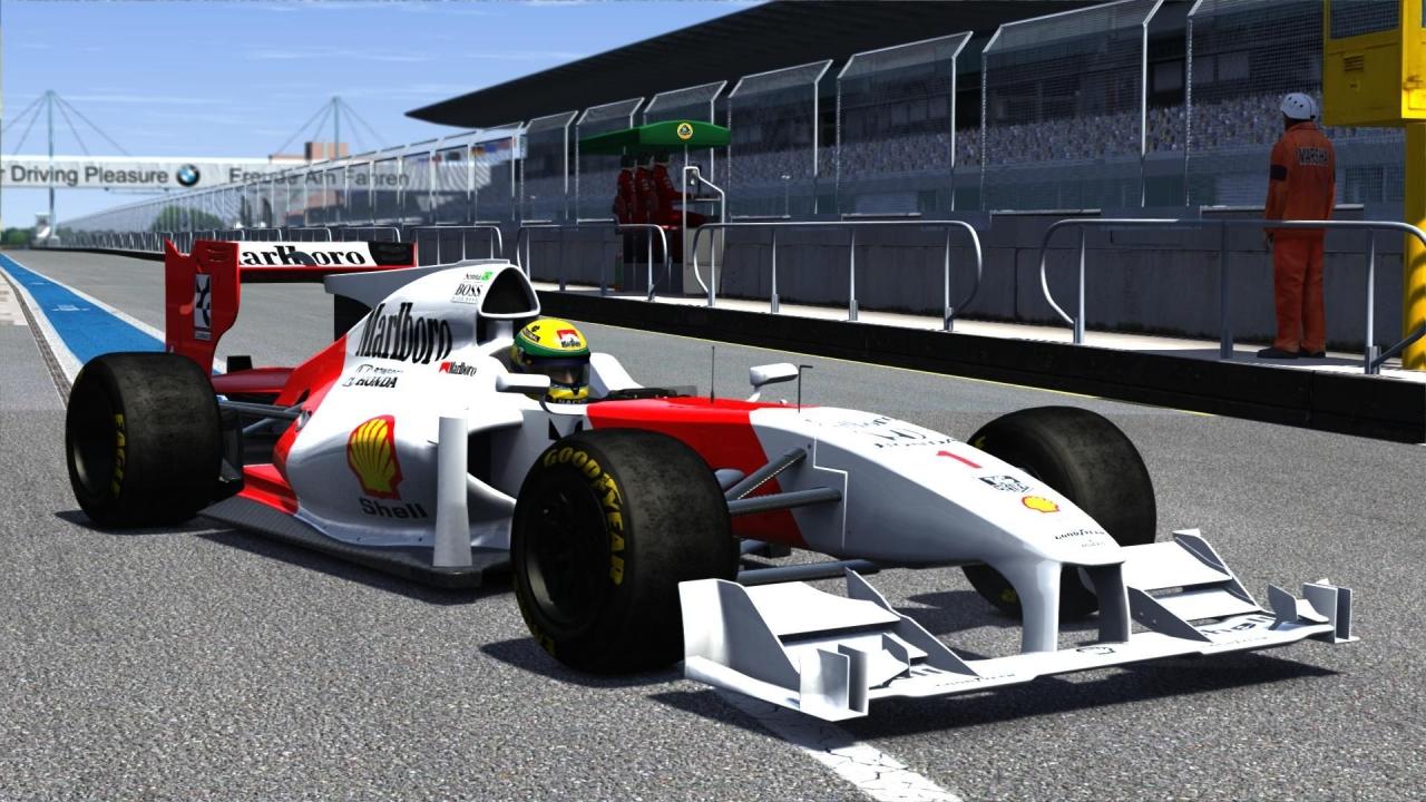 Ayrton Senna :)))
