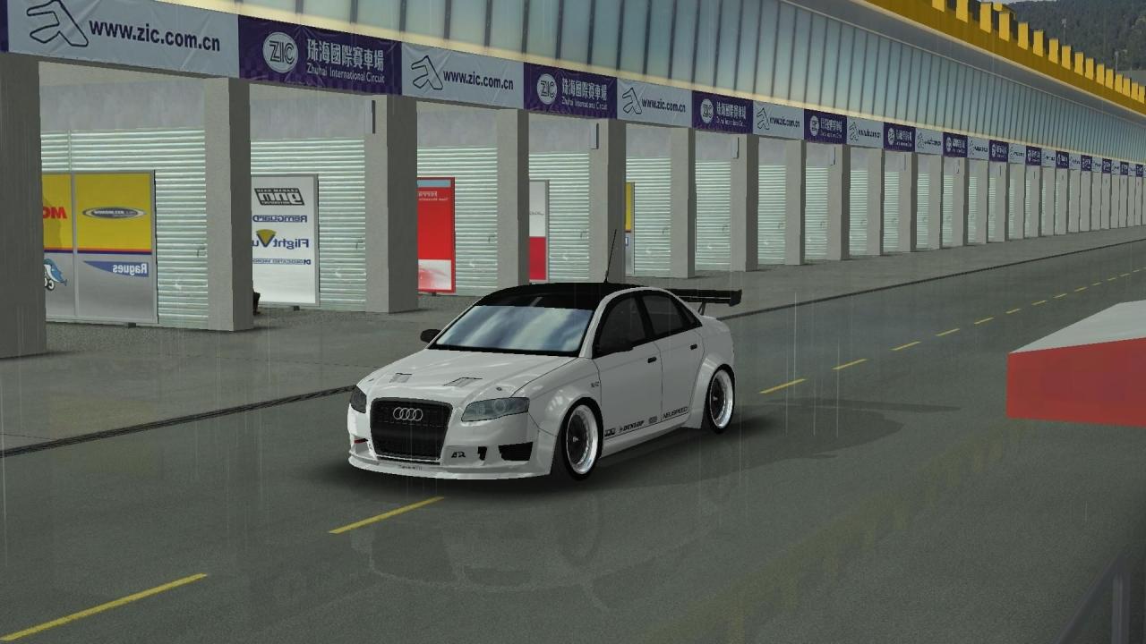 IMSA Audi RS4 B7  2.2 L :)))