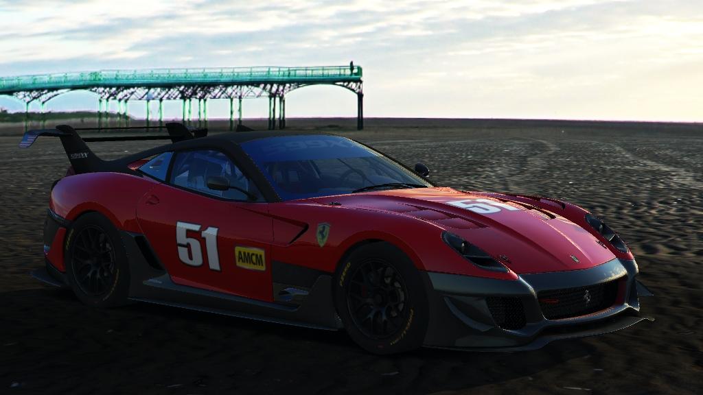 Ferrari 599xxevo