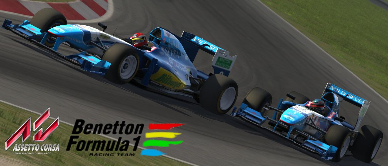 1995 Benetton F1 Team