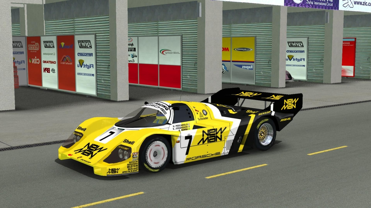 Senna :))) Porsche 956B