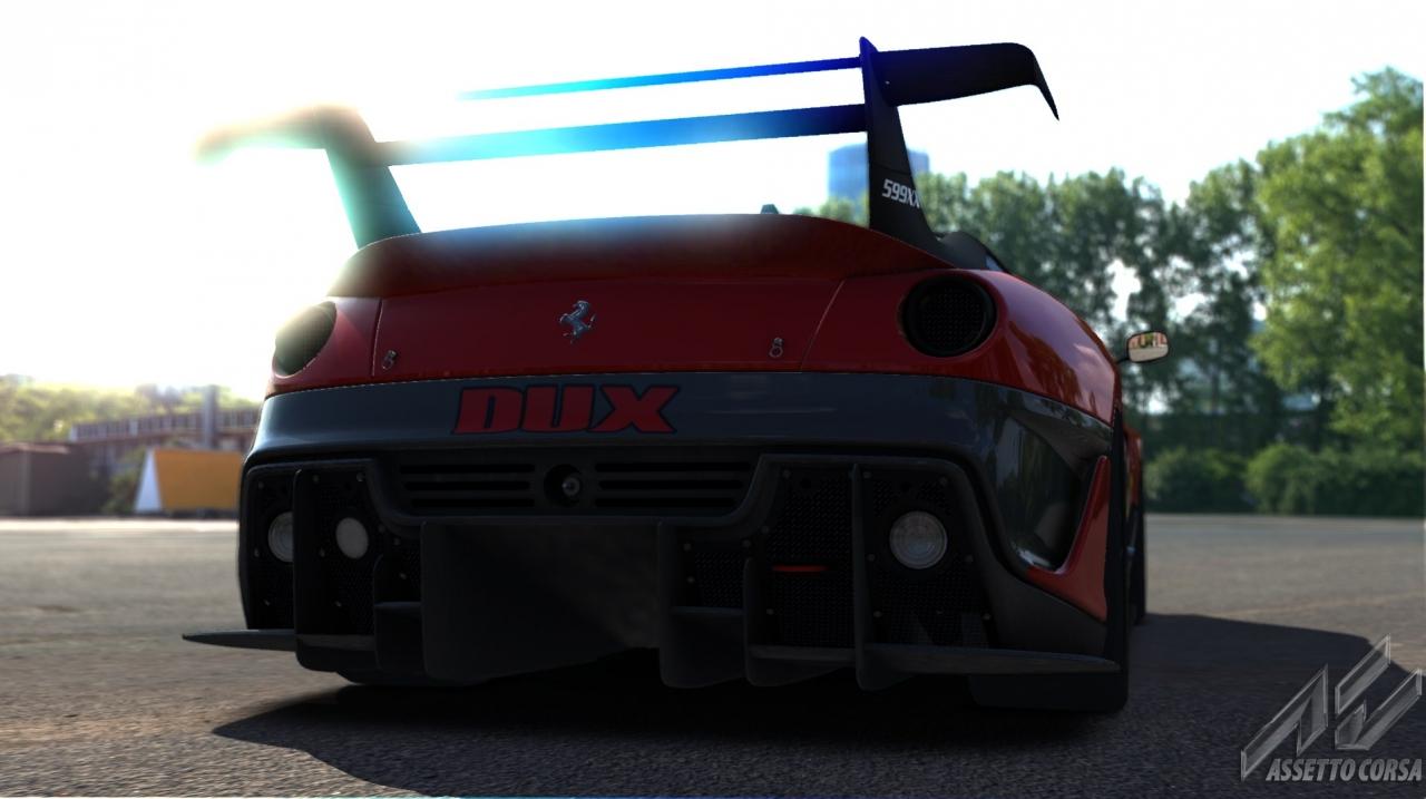 Ferrari 599xxevo Dux