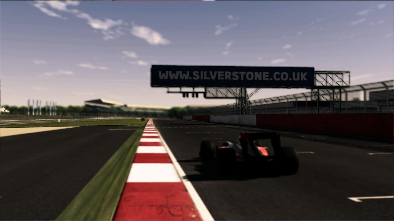 Pre-Season Testing @ Silverstone