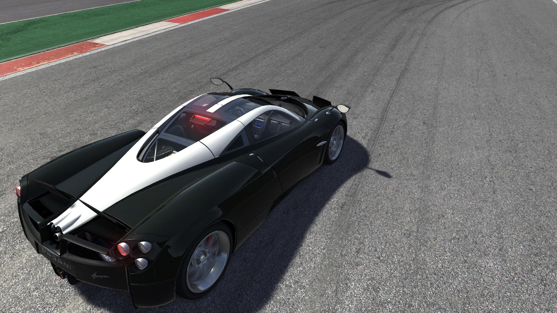 Pagani at Nords GP