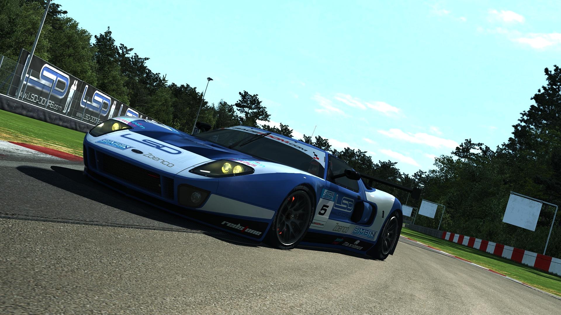 Ford GT GT1 - Zolder