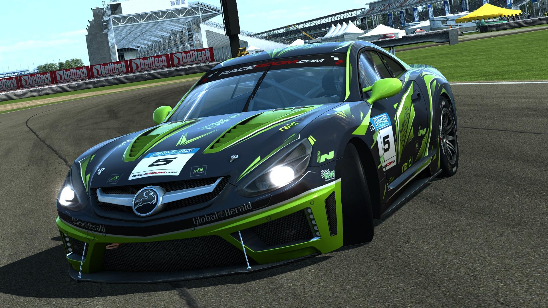 Carlsson C25 GT - Indianapolis