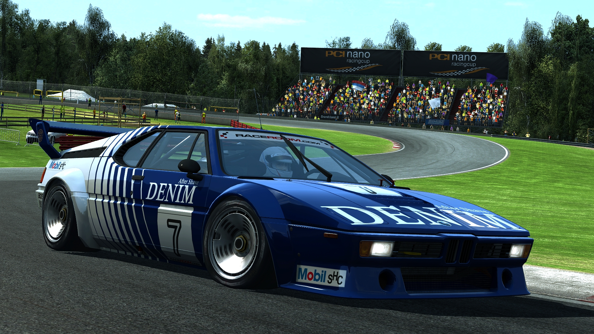 Bmw M1 Procar - Mid Ohio