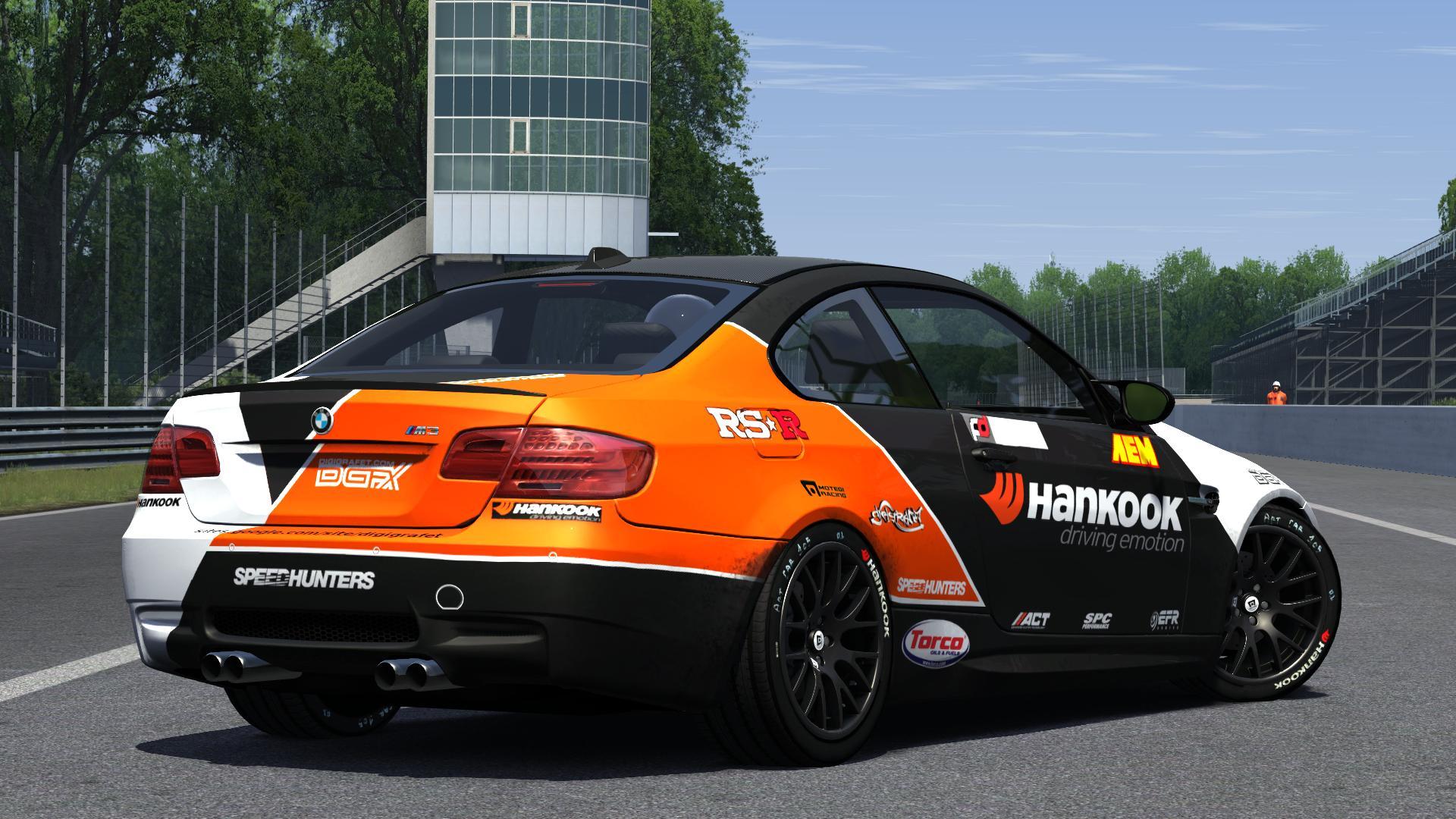 Bmw M3 E92 - Monza
