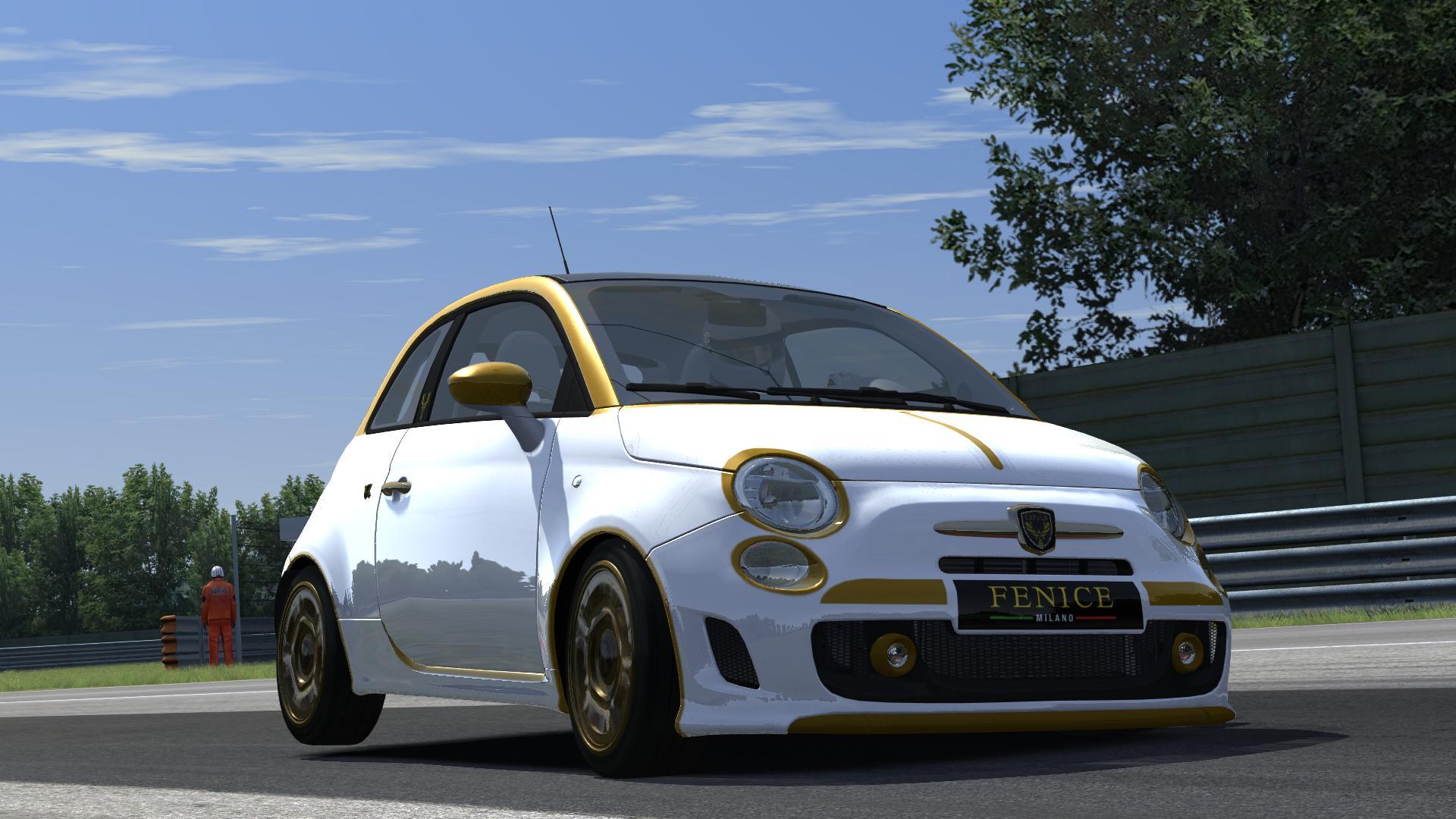 Fiat 500 Abarth esseesse - Magione