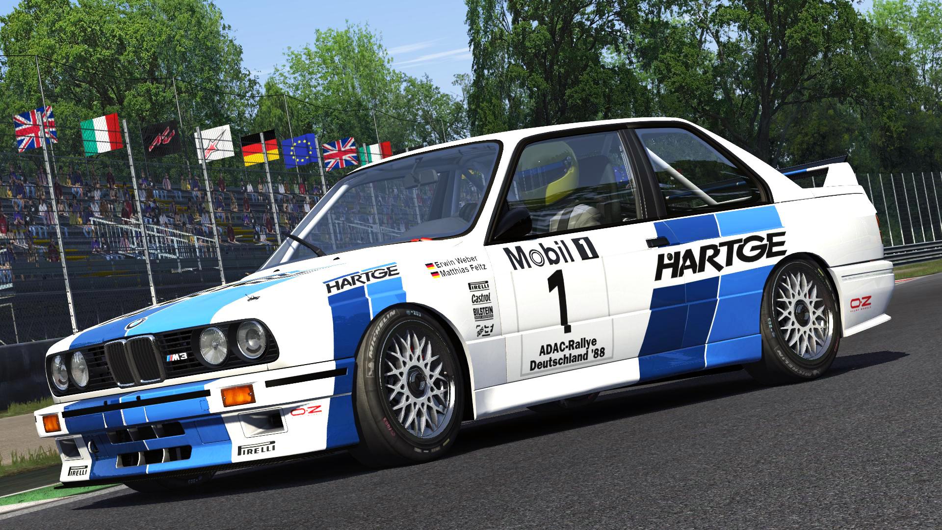 Bmw M3 E30 Gr.A - Monza