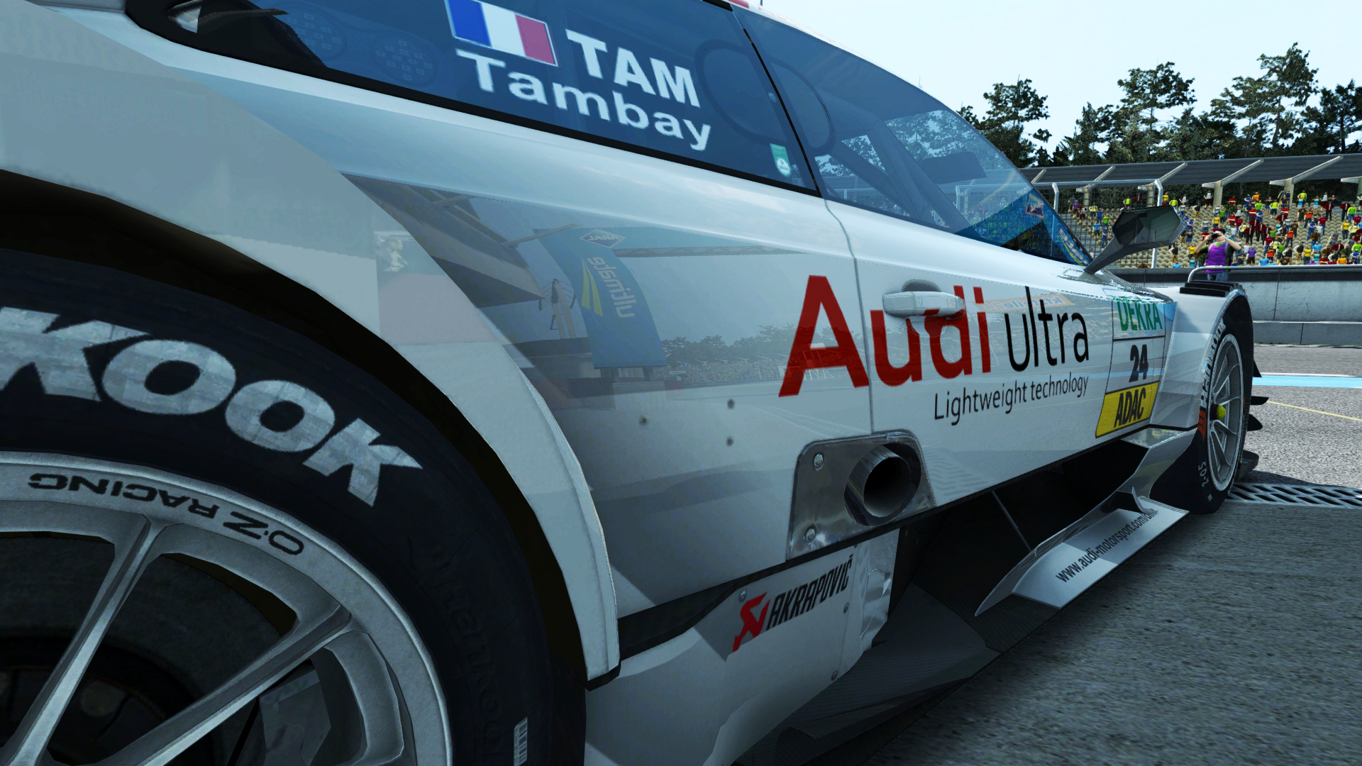 Audi RS5 DTM - Hockenheim