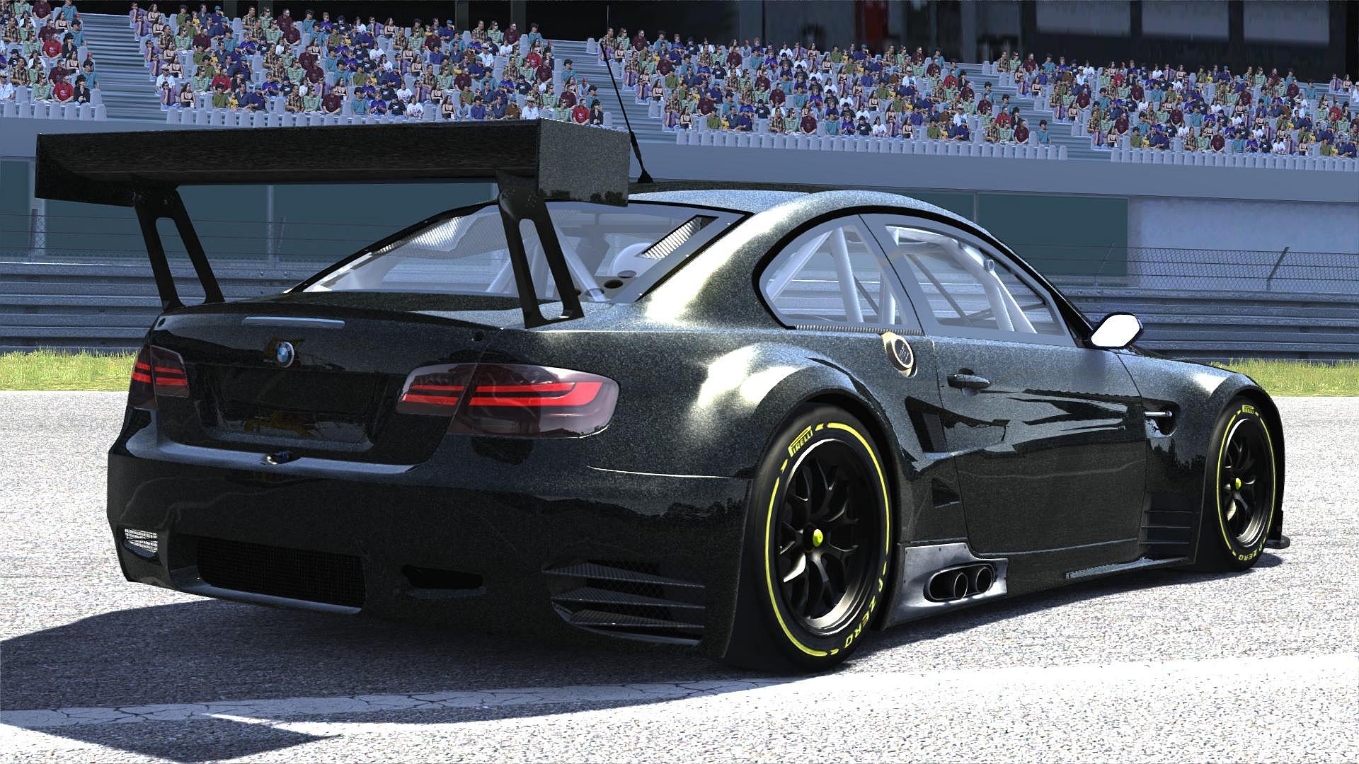 BMW M3 GT2